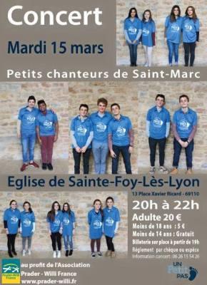Les petits chanteurs deSaint-Marc